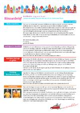 nieuwsbrief november 2008